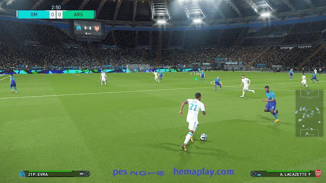 تحميل لعبة Pes 2018 للكمبيوتر من ميديا فاير