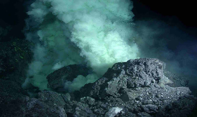 Largest Volcanic Eruption in the Ocean Uncovered in New Zealand