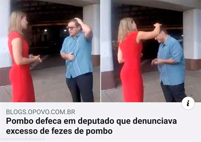 PEDIU GUERRA, TEVE GUERRA