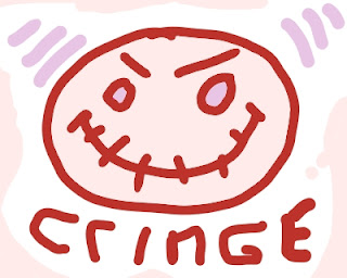 Apa itu yang dimaksud dengan cringe ? Arti, pengertian kata cringe dalam bahasa gaul