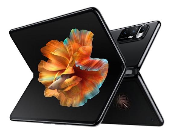 Novo Xiaomi dobrável com Snapdragon 888