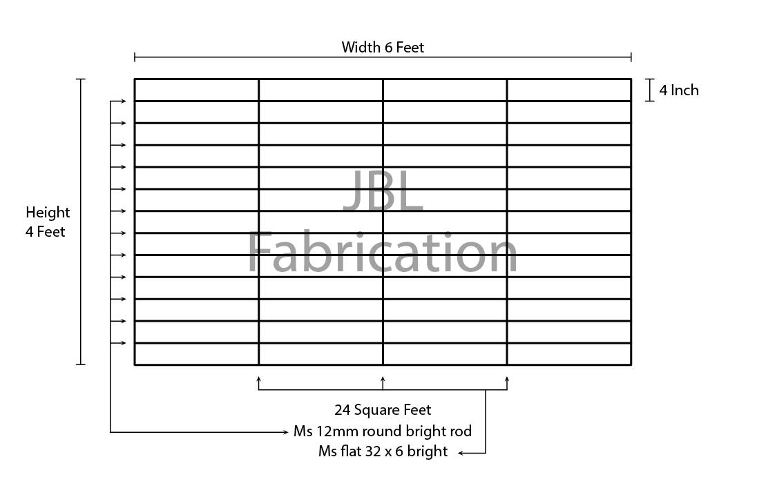 Jbl fabrication window grill workshop vasai west