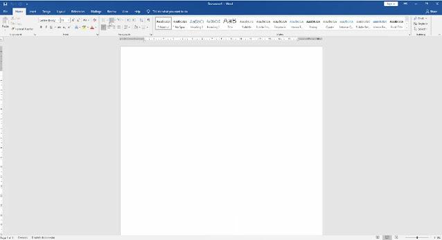 Free File : Cara Membuat Name Tag Microsoft Word 4