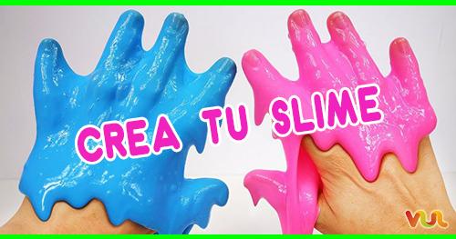 Hacer SLIME FÁCIL en casa para JUEGO Con/Sin Espuma Afeitar