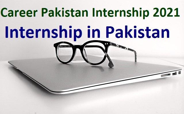 Internship in Pakistan