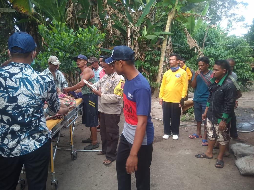 Dinsos Pulpis Evakuasi Penderita Gangguan Jiwa