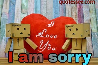 Sorry status| Sorry Whatsapp status (2020)