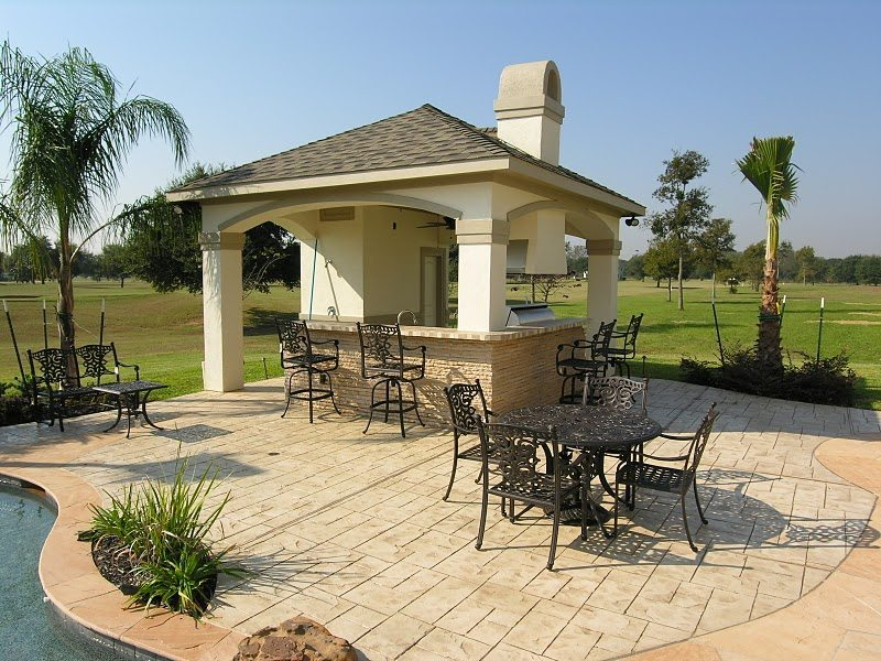 Custom Outdoor Patio Construction DFW 7