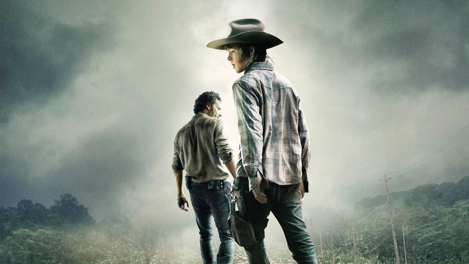 Novo filme com ex-astro de The Walking Dead tem seu poster revelado