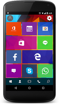 Win 10 Launcher Pro V1.5 Apk-screenshot-4