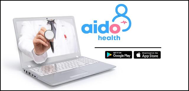aplikasi aido health untuk layanan kesehatan