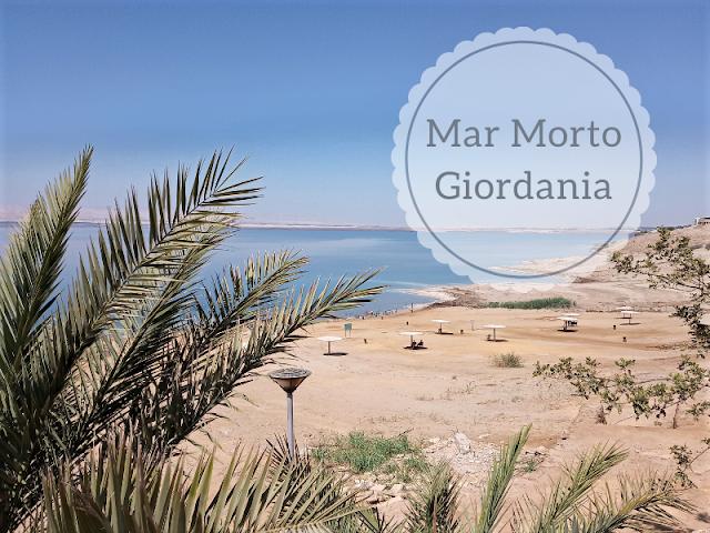 Il Mar Morto in Giordania: la spiaggia pubblica
