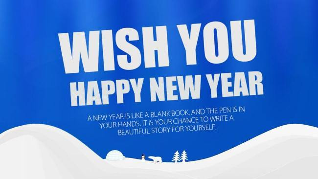 New Year 2019 Wishes Photos