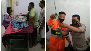 Seorang Ibu Rumah Tangga Tewas Gantung Diri di Kuala Langkat
