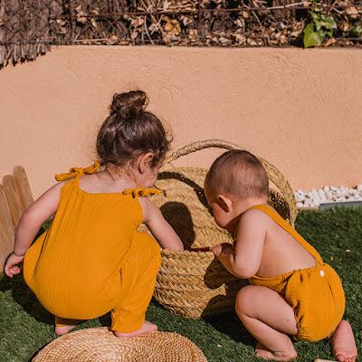 peto ranita bambula muselina mimuselina blog temperatura bebe saber cuando un bebé tiene calor