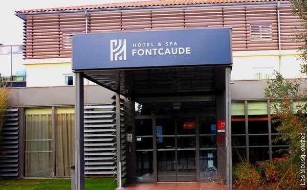 L'Hôtel Spa Fontcaude se situe en extérieur de Montpellier