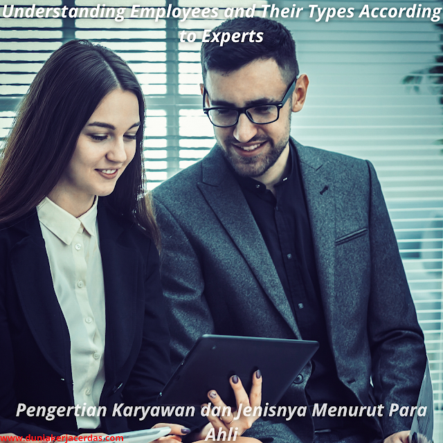 Understanding Employees and Their Types According to Experts