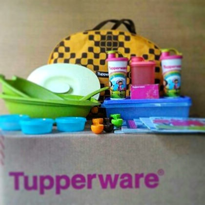 Cara Menjadi Member Tupperware