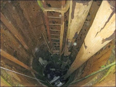 Oak Island Pit Mystery