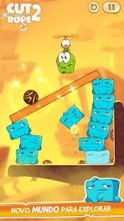 Cut the Rope 2 Apk Mod Energia Infinita