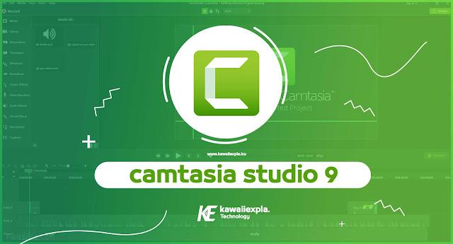 تحميل برنامج كامتازيا ستوديو Camtasia Studio 2019 آخر اصدار + التفعيل مجانا