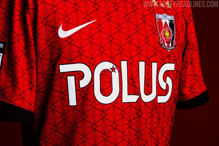 Urawa Red Diamonds 2021 Home & Away Kits Revealed - Footy Headlines