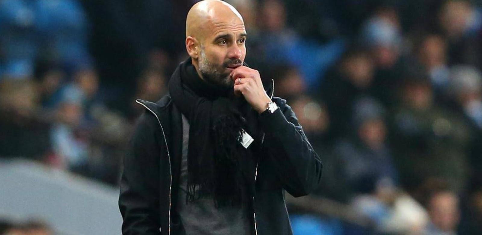 Pep Guardiola 2020 Man City Contract
