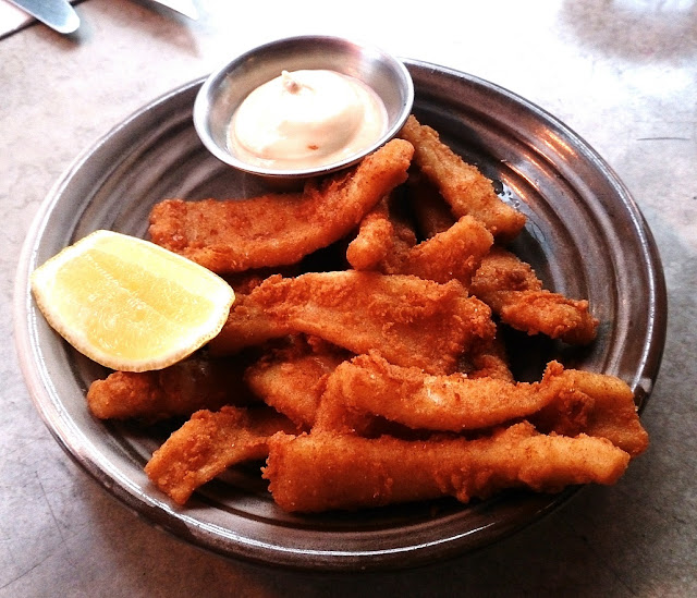 Gramercy Bistro, Prahran, squid