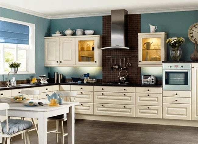 wall colors for white kitchen cabinets wall painting ideas for kitchen 28050