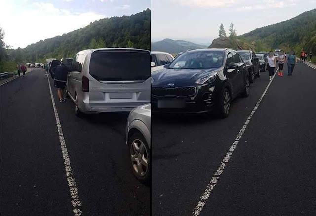 Θράκη: Ουρές χιλιομέτρων με Βούλγαρους και Ρουμάνους που έρχονται ...