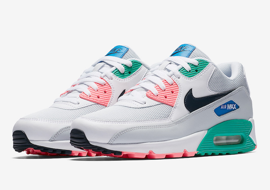 2ef6bfb181ec Nike Air Max 90 Stockx Watermelon South Beach