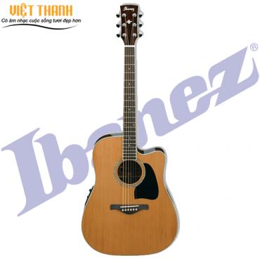 Đàn Guitar Acoustic IBANEZ AW370ECE-NT