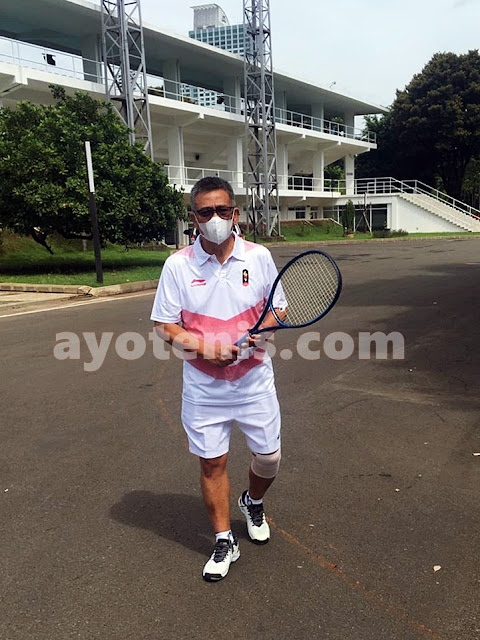 Ketum PP PELTI Rildo Ananda Anwar Ucapkan Selamat Hari Guru kepada Seluruh Guru Tenis di Indonesia