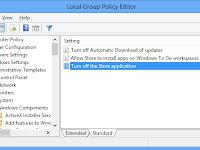 Mencegah Pengguna Menginstal Aplikasi UI Modern