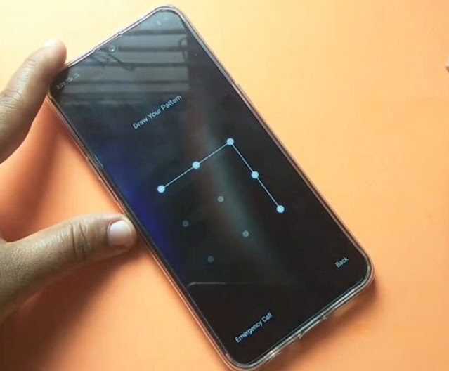 Realme 3 Pro RMX1851 Remove Screen Lock Pattern / Password With DownloadTools Via Online Remotely