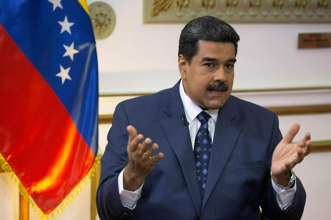"""Facebook bloqueó la cuenta de Nicolás Maduro por """"desinformar"""" sobre el coronavirus"""