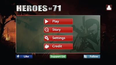 Heroes of 71 Mod Apk