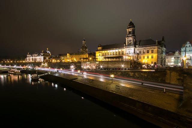 Dresda di notte