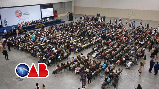 dirigentes oab panico registro coronavirus congresso