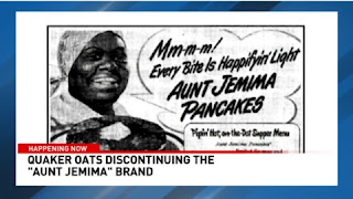 A Syracuse resident who portrayed Aunt Jemima, and the character's racist story.