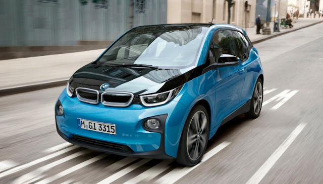2017 BMW i3 Review