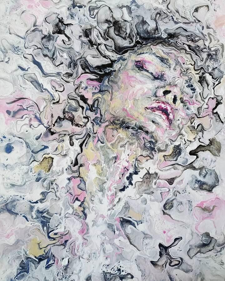 08-Acrylic-Portrait-Liz-Y-Ahmet-www-designstack-co