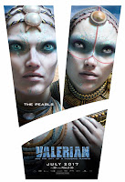 Valerian and the City of a Thousand Planets Movie Poster 10 The Pearls