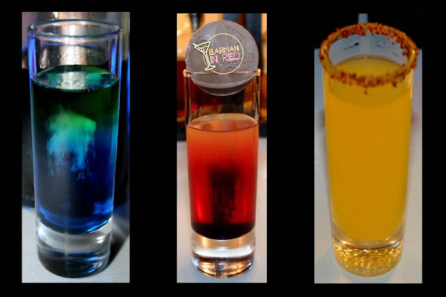 top shooters drinks