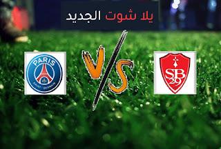 نتيجة مباراة باريس سان جيرمان وبريست اليوم الاحد 23-05-2021 الدوري الفرنسي