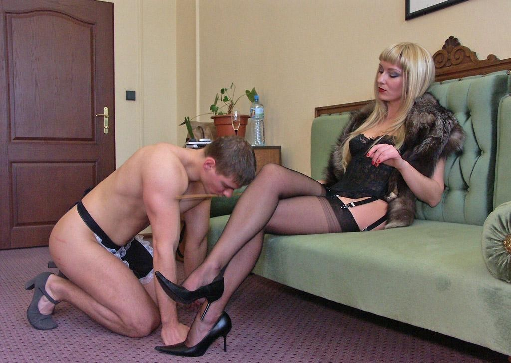 Mature wives dominant