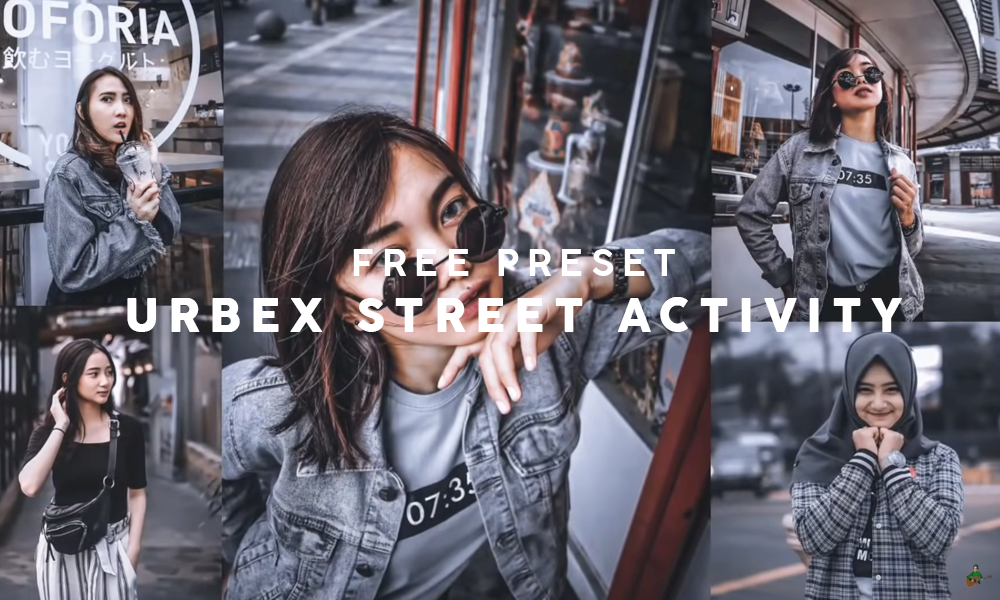 Download Gratis Preset URBEX STREET Lightroom CC Mobile