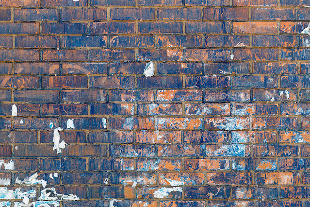 Old Weathered Brick Wall Texture Free Image