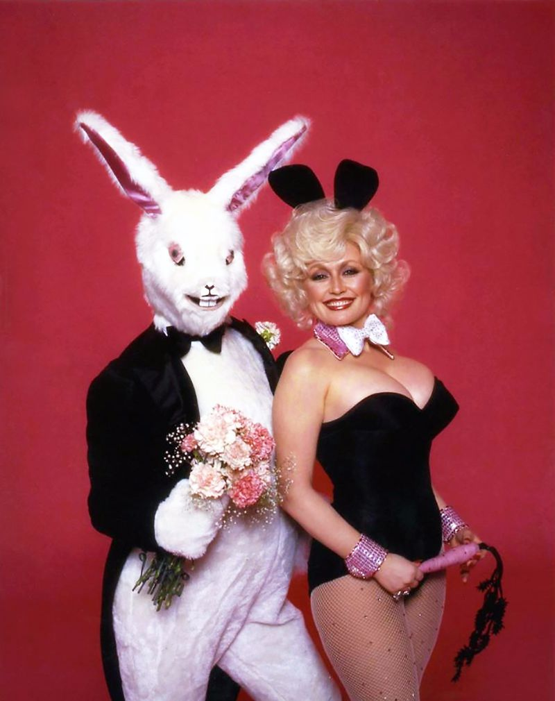 In 1978, Dolly Parton Becomes the First Country Singer to Pose for Playboy  ~ Vintage Everyday