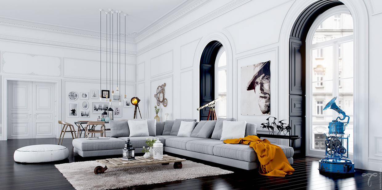 New Dreamy Ikea Bathroom Daily Dream Decor: 7 Dreamy Scandinavian Living Rooms